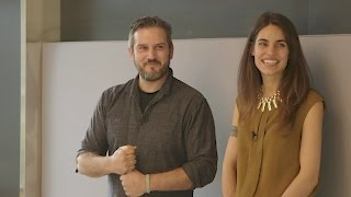 "Chef Perfecte Rocher and Alia Zaine: ""Tarsan I Jane"" 