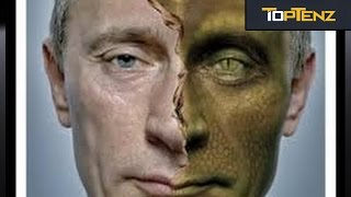 Top 10 Things You Should Know About the REPTILIAN CONSPIRACY THEORY