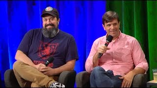 "Chuck Bryant & Josh Clark: ""Stuff You Should Know"" 