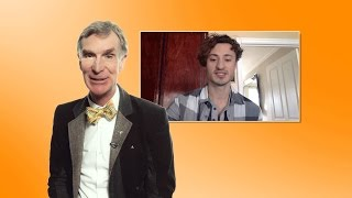 'Hey Bill Nye, Could the Government Be Hiding Extraterrestrials From Us?' |  Best of '16
