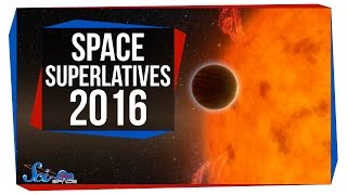 Record-Breaking Space Discoveries of 2016!