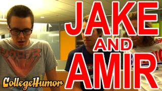 Jake and Amir: Grandma