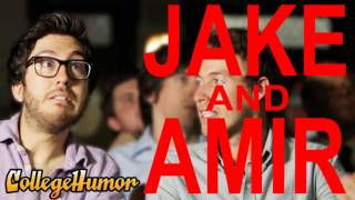 High School Play (Jake and Amir)