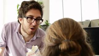 Rosie's Appointment (Jake and Amir)