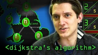 Dijkstra's Algorithm - Computerphile