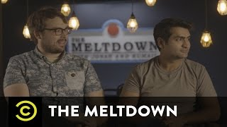The Meltdown with Jonah and Kumail - Behind the Scenes - The Interview - Uncensored