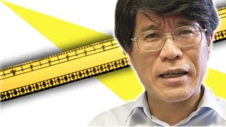Balancing a Ruler - Numberphile