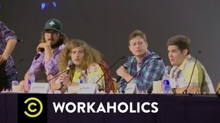 Workaholics - San Diego Comic-Con 2013 - Panel