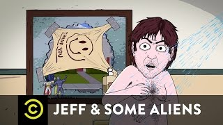 Jeff & Some Aliens Makes Contact