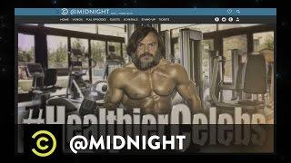 #HashtagWars - #HealthierCelebs - @midnight with Chris Hardwick