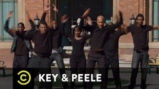 Key & Peele - Flash Mob
