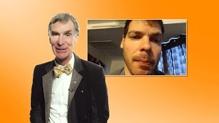 'Hey Bill Nye, Is Cold Fusion Possible?' #TuesdaysWithBill