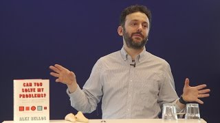 "Alex Bellos: ""Can You Solve My Problems?"" 