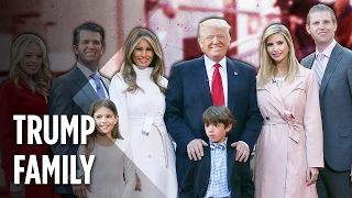 Meet America's New First Family