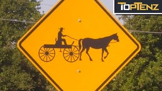 Top 10 FASCINATING Facts About the AMISH