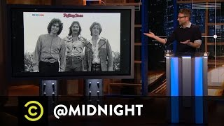Diva Demands from Donald Trump's Inauguration Performers - @midnight with Chris Hardwick