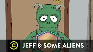 Jeff & Some Aliens - The Aliens Study Puberty