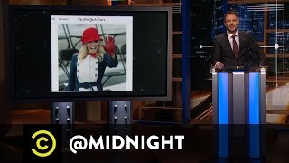 """Alternative Facts"" in Donald Trump's America - @midnight with Chris Hardwick"
