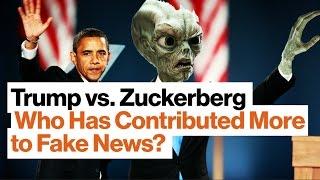 Trump vs. Zuckerberg: Who Has Contributed More to Fake News?   Bernard-Henri Lévy