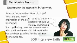 Interview Skills Training - Part 5 - Salary Negotiation Skills