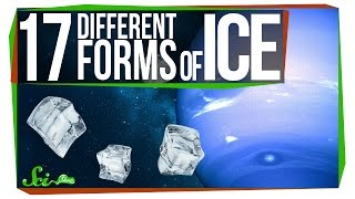 The 17+ Different Kinds of Ice!