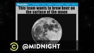 Space Drunks - @midnight with Chris Hardwick