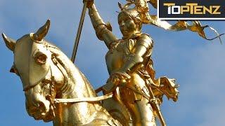 Top 10 GENERALS of Western HISTORY