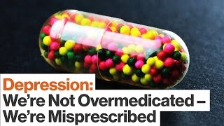 Antidepressants: Why the 'Overmedicated America' Narrative Is Harmful | Dr. Drew Ramsey