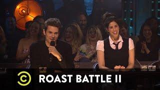 Roast Battle II - John Mayer Roasts Jeff Ross