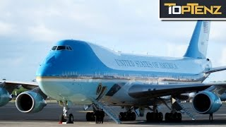 Top 10 AMAZING Things You Didn't Know About AIR FORCE ONE