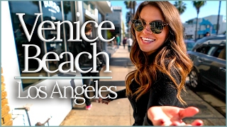 VENICE BEACH Shopping Challenge | Los Angeles, California