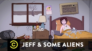 Jeff & Some Aliens - The Mating Ritual of the Human