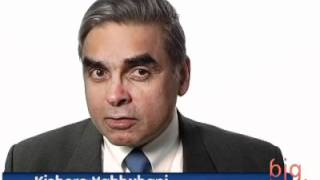 Kishore Mahbubani: Economic Progress, But No Human Rights