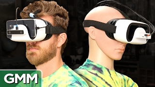 Swapping Bodies w/ a Mannequin - VR Experiment