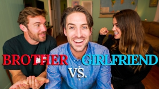 Who Knows Alex Best | GIRLFRIEND vs BROTHER