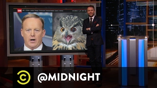 Venmo Money, Venmo Problems - Trolling Sean Spicer - @midnight with Chris Hardwick