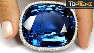 Top 10 Amazing RECORD Breaking GEMSTONES