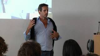 "Mark Thorton: ""How to Meditate in a New York Minute"" 