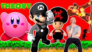 10 MIND-BLOWING VIDEO GAME THEORIES! pt. 2