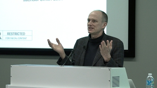"Dr Brett Finlay: ""Let Them Eat Dirt"" 