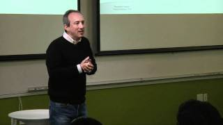 "Dr. David Agus: ""The End of Illness"" 