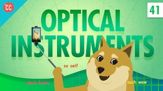 Optical Instruments: Crash Course Physics #41