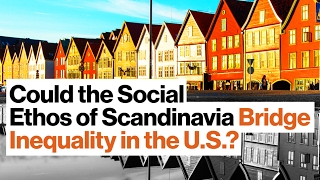 Can Universal Basic Income / Social Democracy  Fix America's Inequality?   Jeffrey Sachs