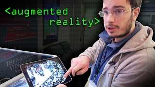 Augmented Reality & Wargaming - Computerphile
