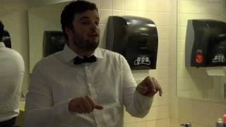All Nighter '09: Bathroom Attendant
