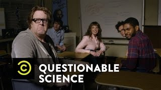 Questionable Science - What If Matthew McConaughey Could Fly? - Uncensored