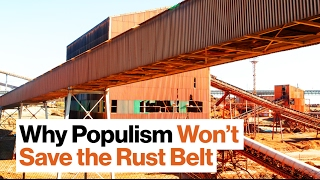 Jeffrey Sachs on Trump's Economics: Populism Won't Save the Rust Belt