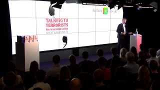 "Jonathan Powell: ""Talking to Terrorists"" 
