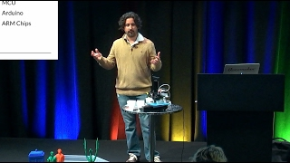 "Diego Porqueras: ""Designing a 3D Printer"" 