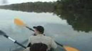 Kayak Timelapse with original Music - Gator Beavers